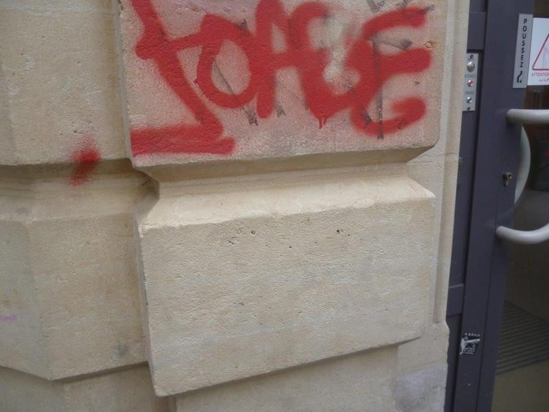 D barrassez vous de la corv e du sablage ou du d capage - Graffiti leroy merlin behang ...