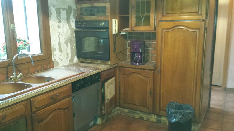 Aerogommage d capage sablage cuisine amenagee 49 44 53 72 35 37 28 75 77 78 91 92 93 94 95 et for Peindre des elements de cuisine