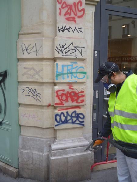 Decapage toutes surfaces aerogommage murs en pierre - Mr bricolage blois ...